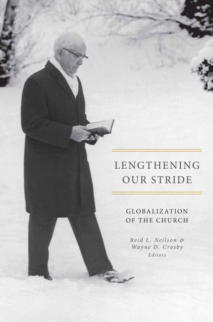 """""""Lengthening Our Stride"""""""