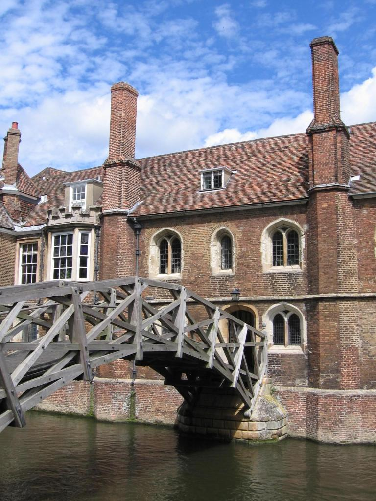 Cambridge's Mathematical Bridge