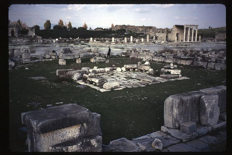 Miletus, ancient remains