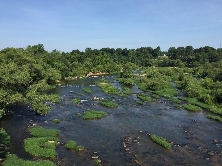 On the Rappahannock River