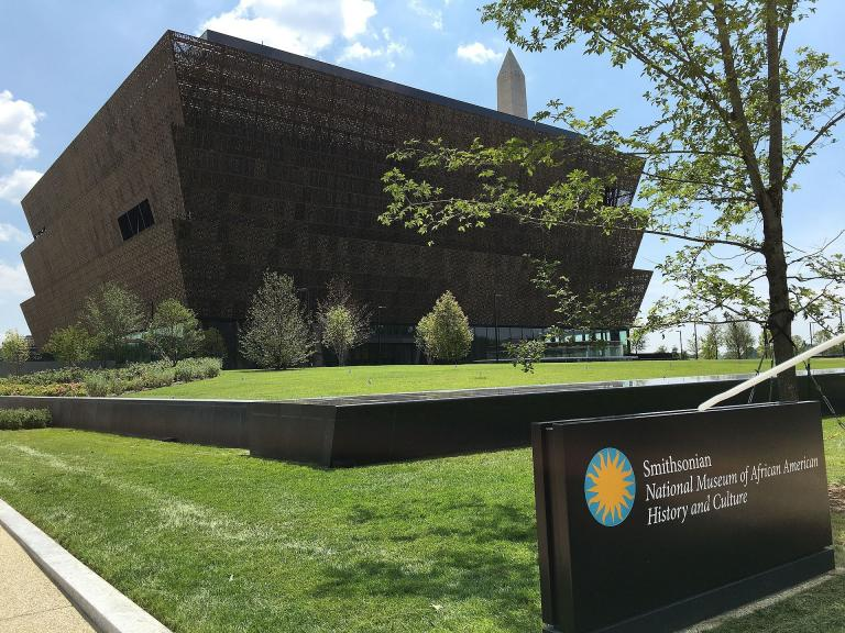 Black history museum in DC