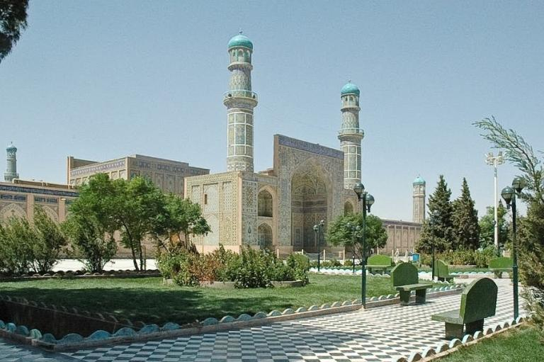 Afghan masjid