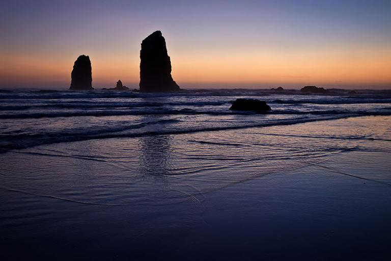 The Needles, near Cannon Beach, Oregon