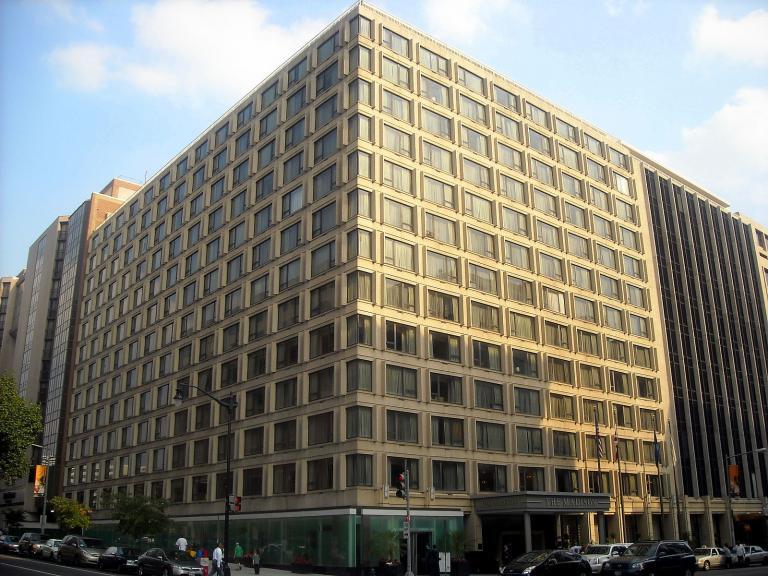DC's Madison Hotel