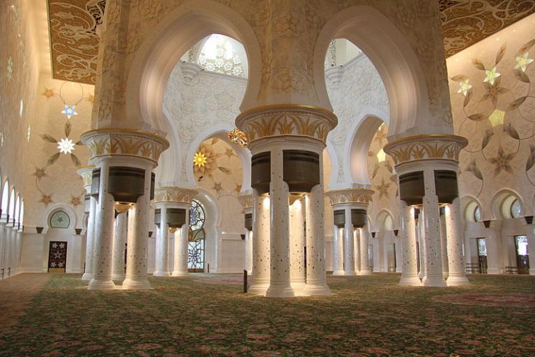 Shaykh Zayad's Mosque in the Gulf