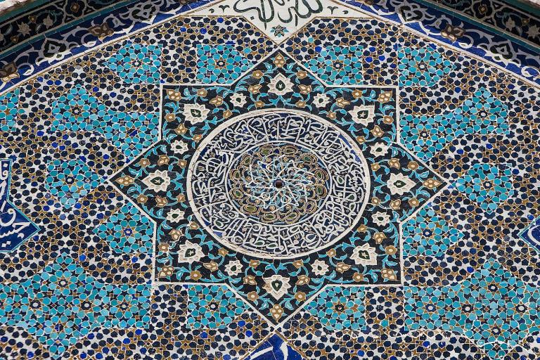 Masjid-e Jomeh, Yazd