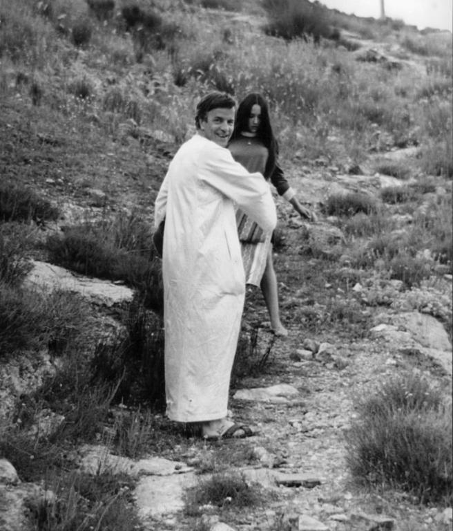 Zeffirelli and Hussey in 1967