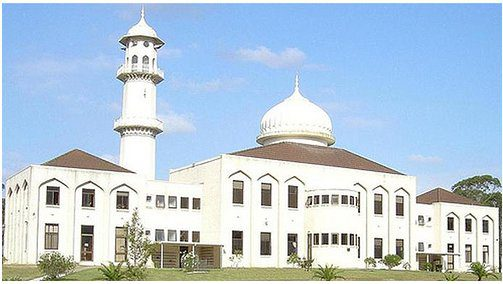 A Sydney mosque