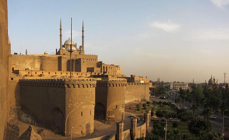 Muhammad Ali Mosque, Cairo