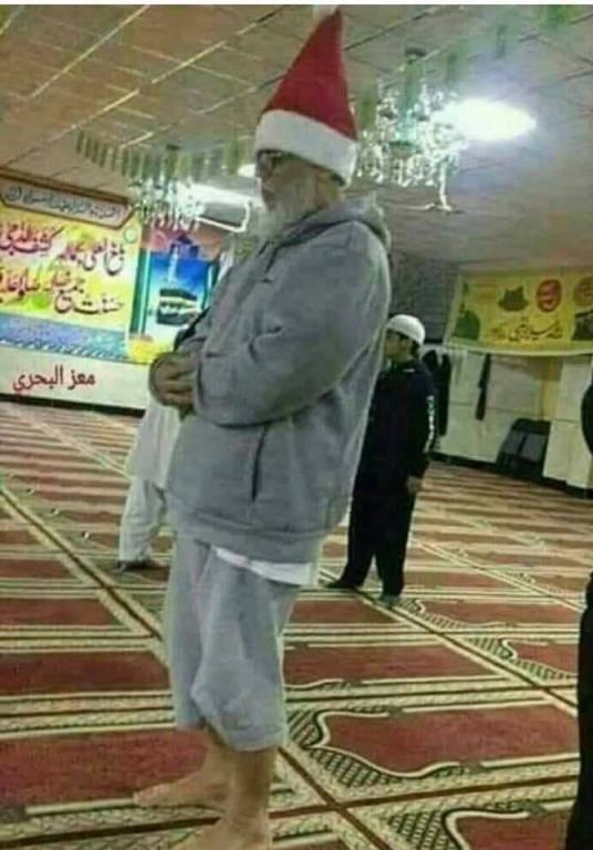 Muslim Santa Claus?