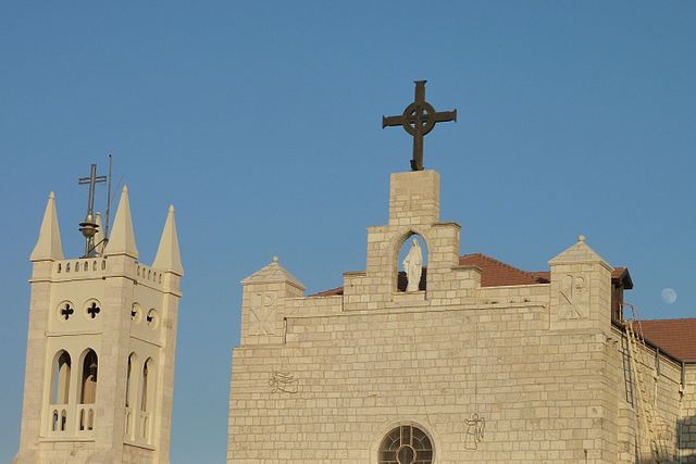 Palestinian church