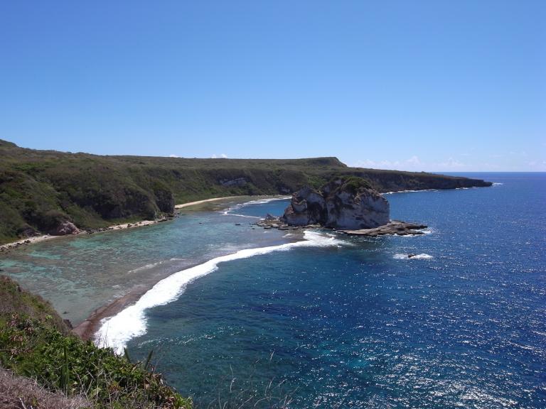 Saipan, of WWII fame