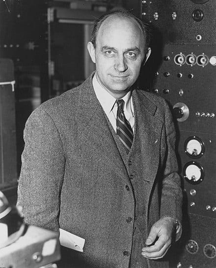 Fermi in 1943