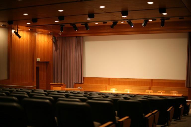 HBLL Auditorium