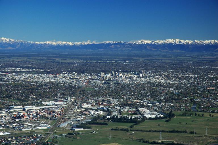 Christchurch EnZed