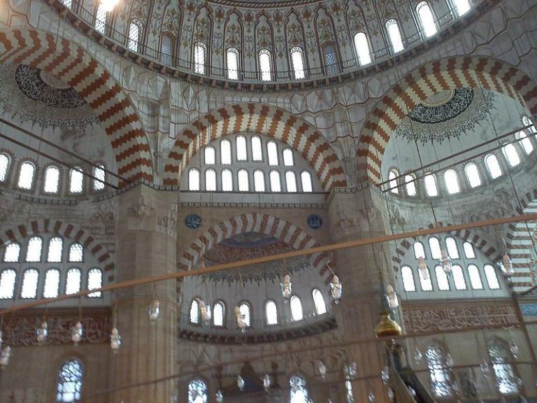 Selimiye interior