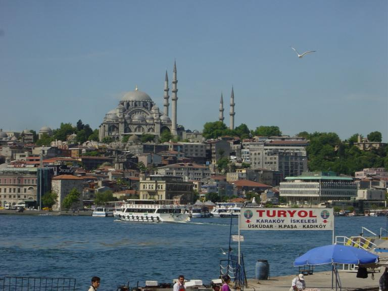 Sinan's most famous building