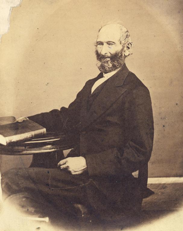 A photo of John Whitmer