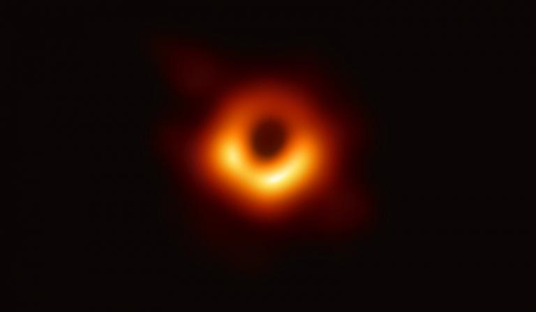 Messier 87 black hole