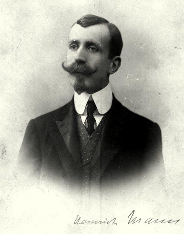 Mr. Heinrich Mann