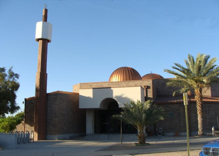 A mosque in Tucson