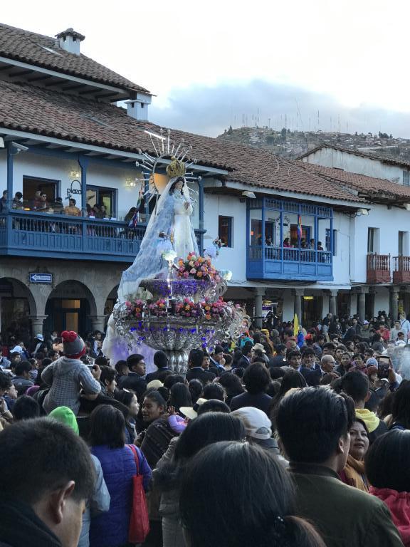 Corpus Christi in Cusco | Dan Peterson