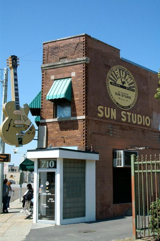 A sacred spot in the history of American rock and roll