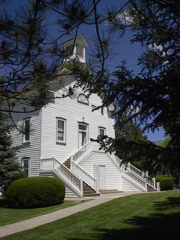 Pine Valley's LDS chapel