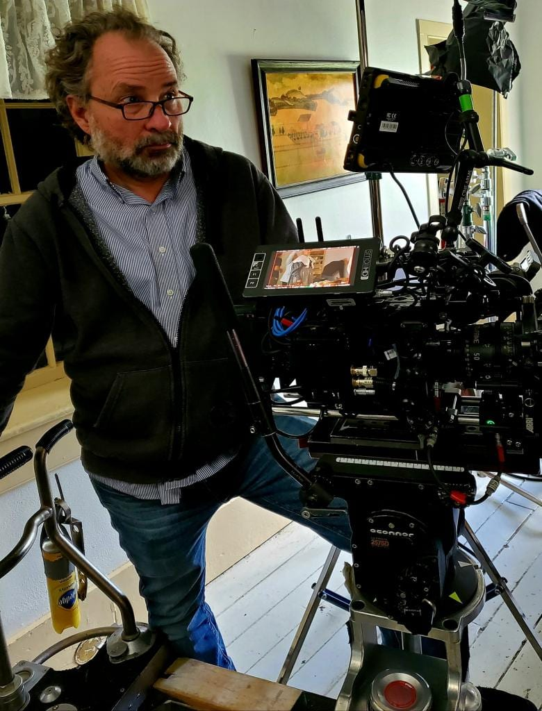 I'm afraid that I don't know the name of the principal camera operator.