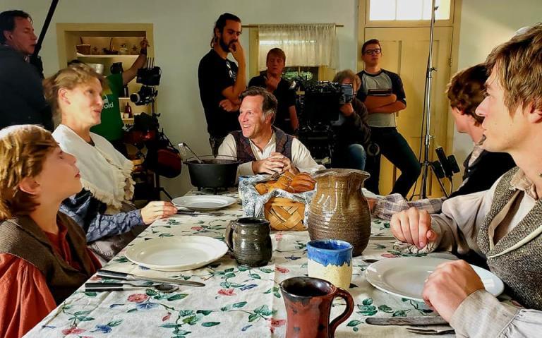 James Jordan captures the Smith family
