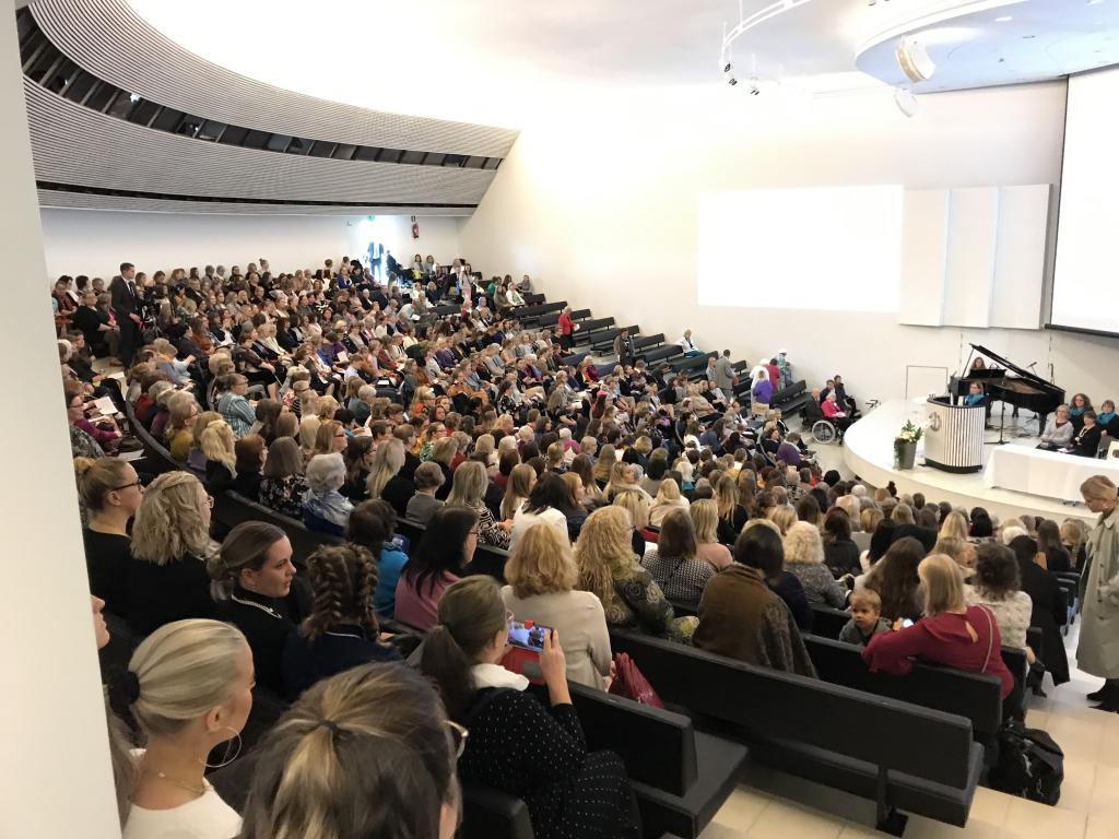 Tampere Women's Conference #1