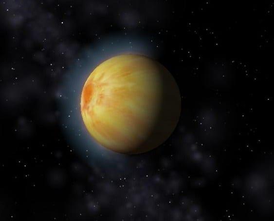 The hot Jupiter 51 Pegasi b
