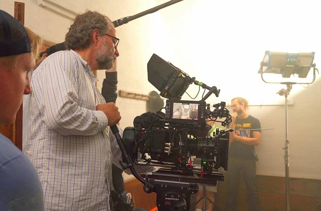 James Jordan's view of the principal cinematographer