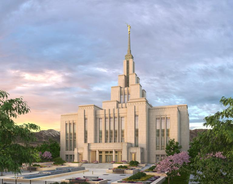 Another temple for Utah County