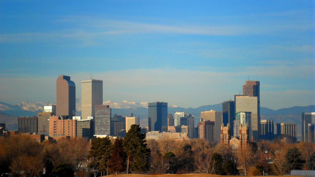 Sunny Denver!