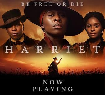 Harriet film poster
