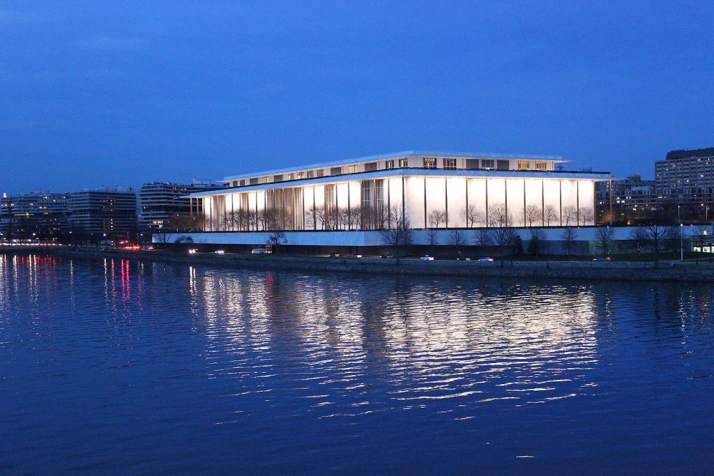 Kennedy Center in DC