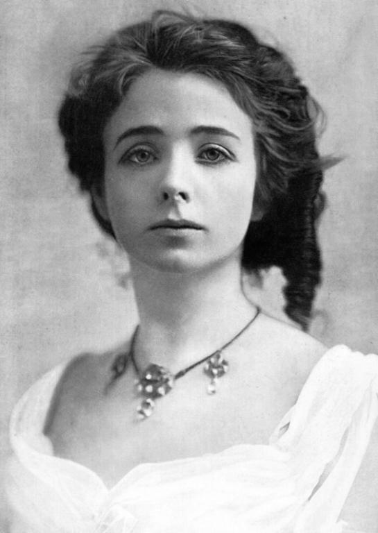 Ms. Maude Adams, actress