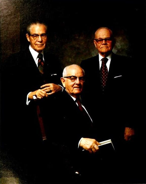 The Kimball First Presidency