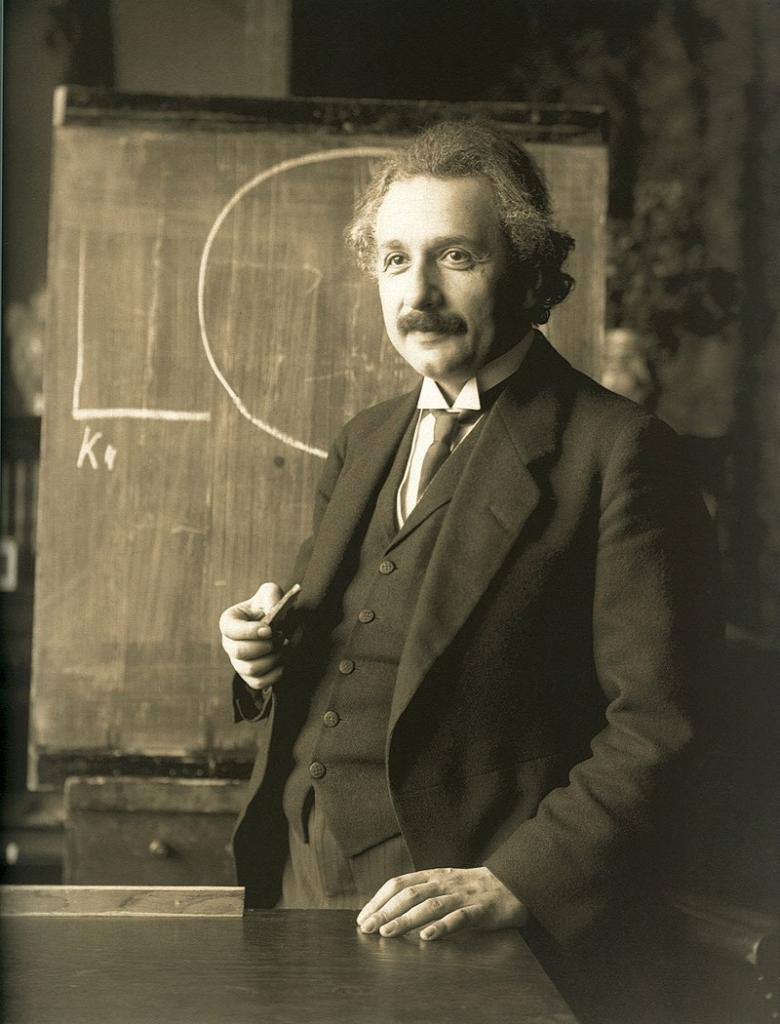 Einstein in Wien