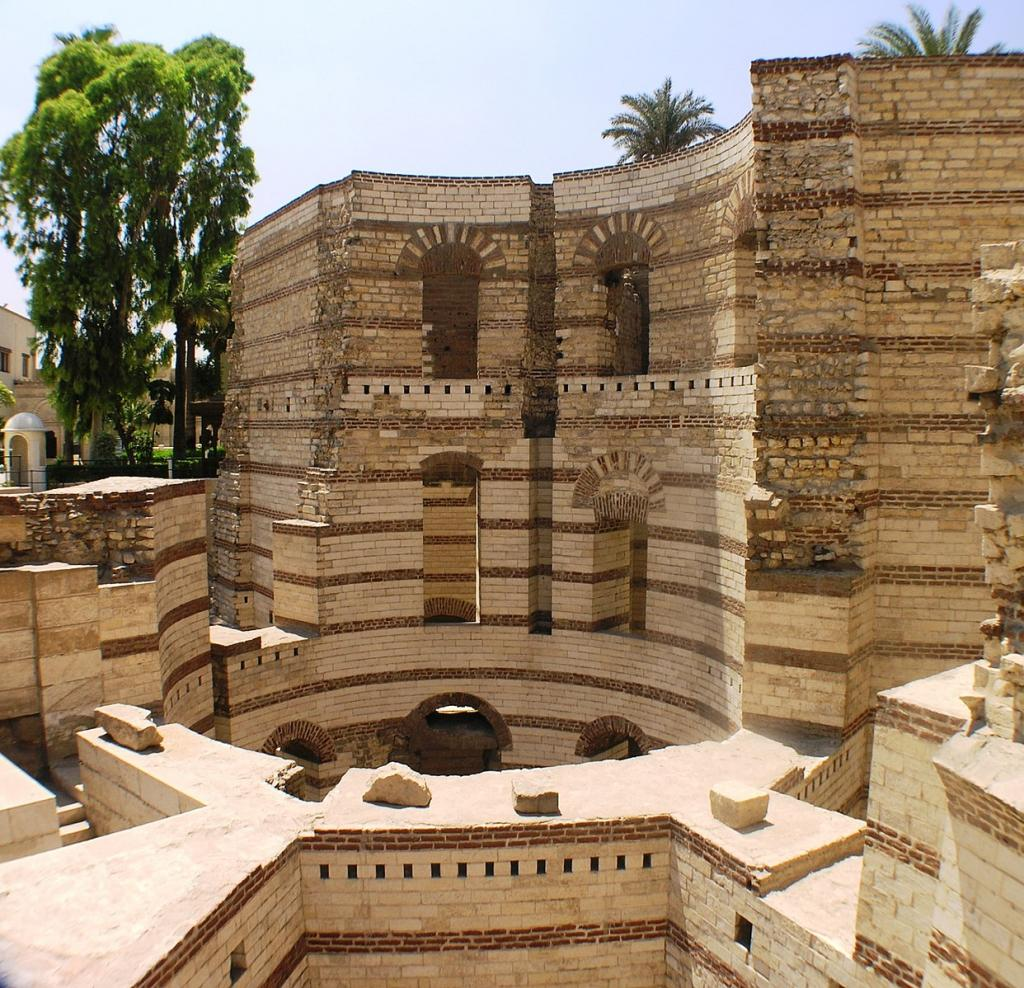 Babylon Fortress, Old Cairo