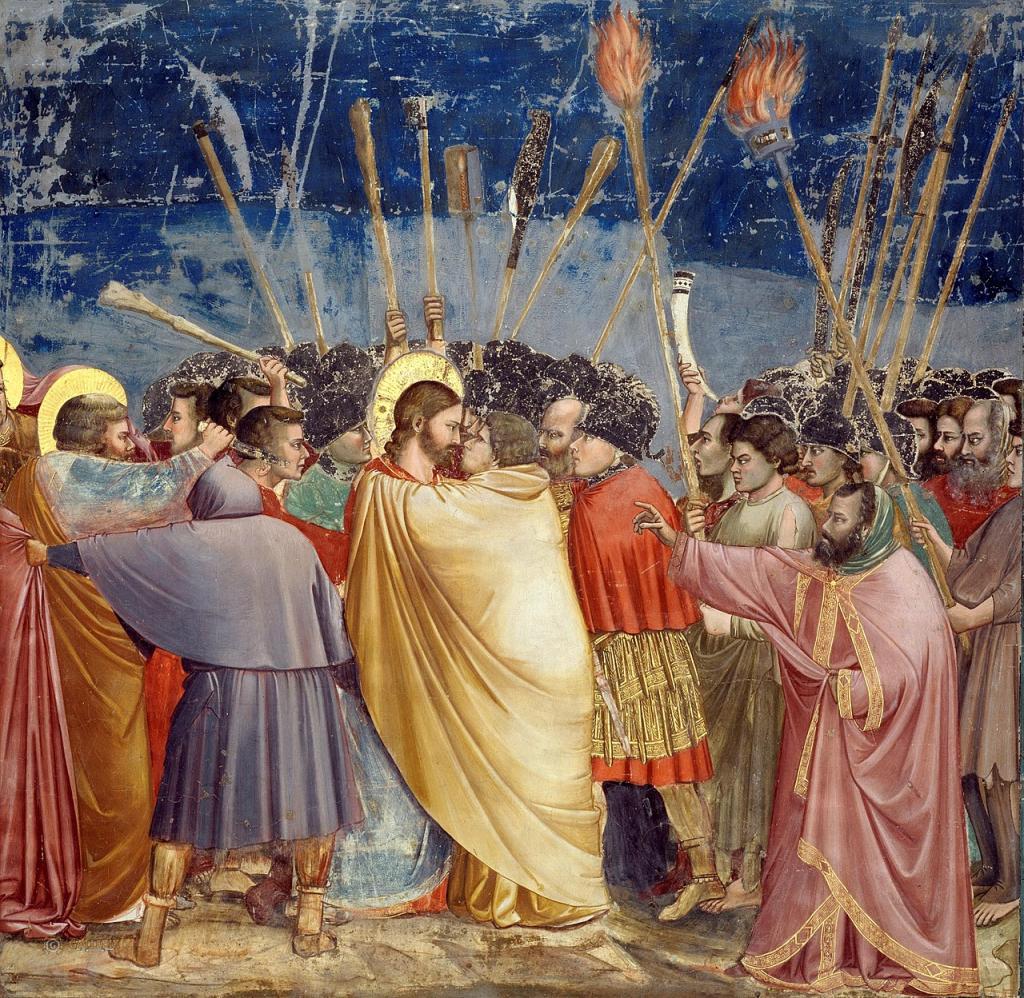 Scrovegni Judas