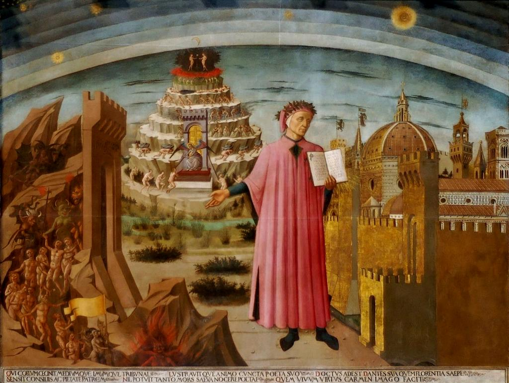 Dante with Firenze