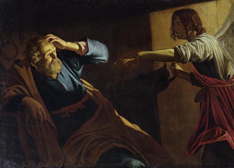 Van Honthorst's Peter
