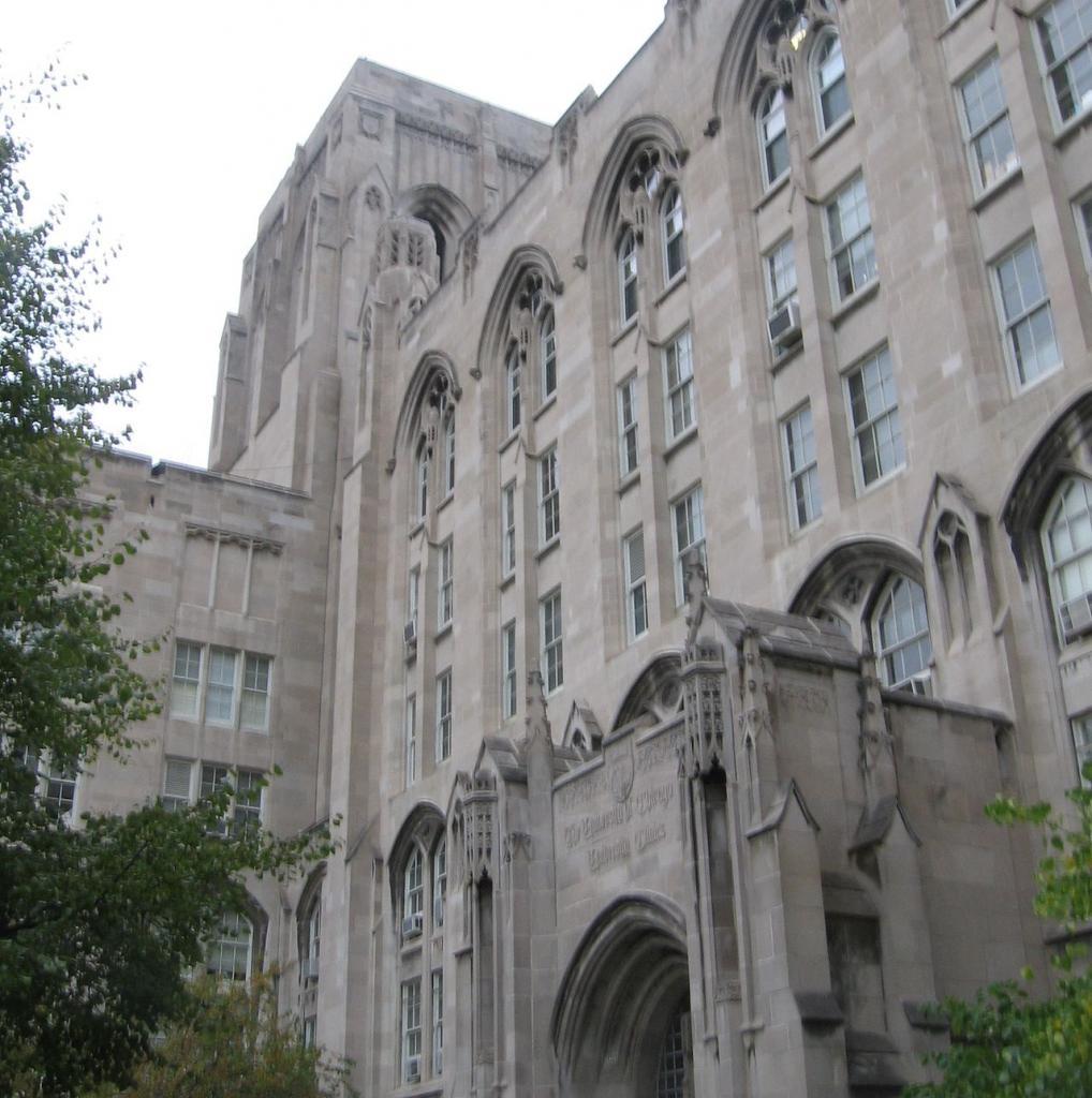 Med School at U of Chicago