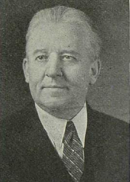The grandfather of President M. Russell Ballard
