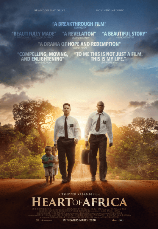 Heart of Africa movie poster