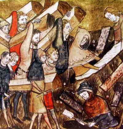 Tournai funeral