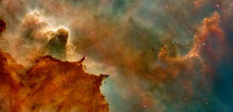 NASA galaxy photo