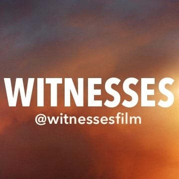"""Witnesses"" with hashtag"